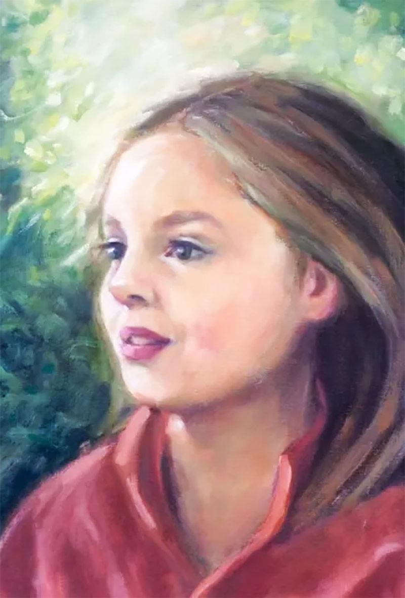 Nannette's Inner Child Soul Portrait